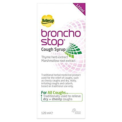 Bronchostop Cough Syrup review