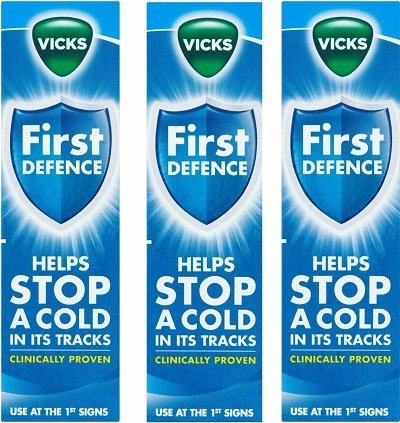 Vicks First Defence review