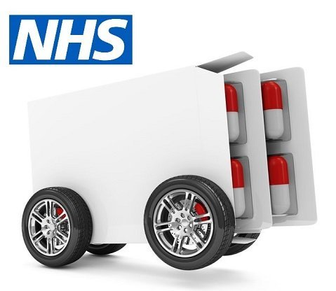 NHS prescriptions delivered: guide for patients