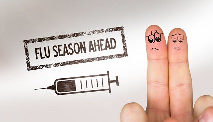 Flu season 2020/2021: essential information for patients