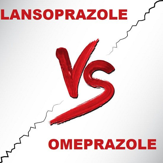 Lansoprazole vs Omeprazole - difference and similarities