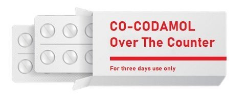 Is co-codamol the best pain reliever for toothache?
