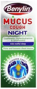 Benylin Mucus Cough - drowsy medicine for chesty coughs